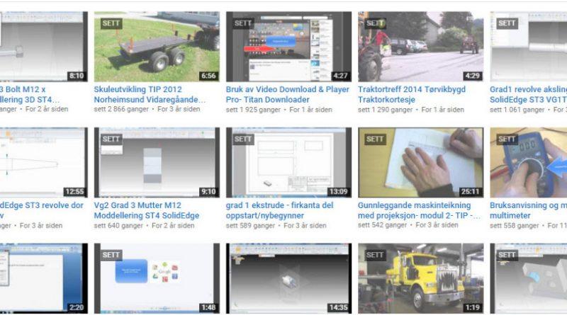 Passert 44000 visninger på YouTube